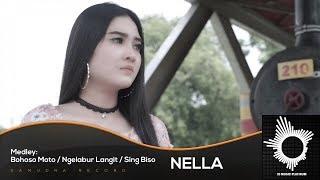 Gambar cover Nella Kharisma - Medley  Bohoso Moto ⁄ Ngelabur Langit ⁄ Sing Biso (Music Visualizer)
