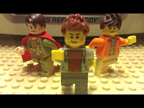 LEGO Movie Song | Everything is Awesome | Stop motion | Alpha Jer Studios