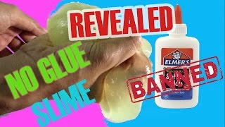 No glue slime how to make slime without glue slime home remedies revealed no glue slime slime without glue us version fluffy slime coming ccuart Image collections