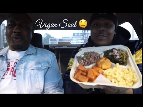 Detroit Vegan Soul Has The Best Soul Food! | MAM Eating Show