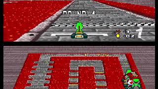 Video Games in Reverse Episode 12 - Super Mario Kart (SNES)