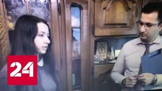 Сестры Хачатурян показали, как убили своего отца - Россия 24