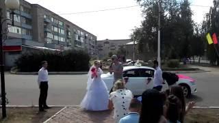 парад невест 2016 г.Менделеевск