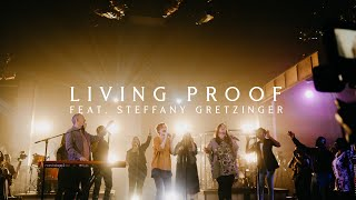 David & Nicole Binion - Living Proof ft. Steffany Gretzinger (Official Live Video)