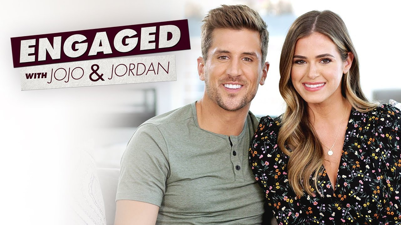 Welcome to Engaged with Jojo and Jordan!