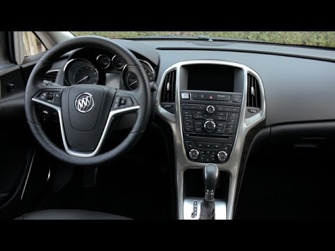2014 Buick Verano Interior Review - YouTube