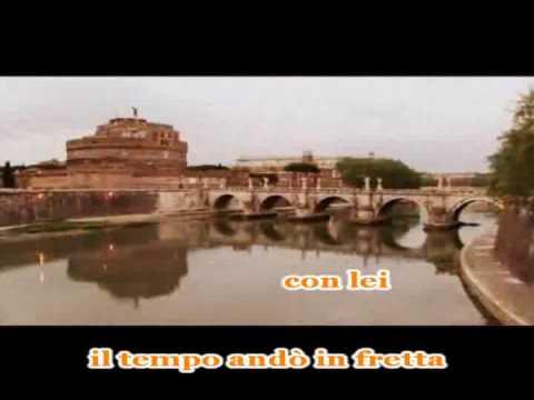 Claudio Baglioni - Una faccia pulita (vers. in tour 2009) (karaoke - fair use)