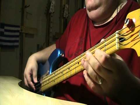 Roy Orbison You Got It Bass Cover - YouTube