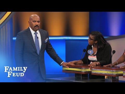 HATE YOU but I'll DATE YOU! | Family Feud