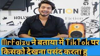 Faisal Shaikh Exclusive Interview | Mr Faizu Talks About Bollywood TikTok Videos | Yaha Sab Milega