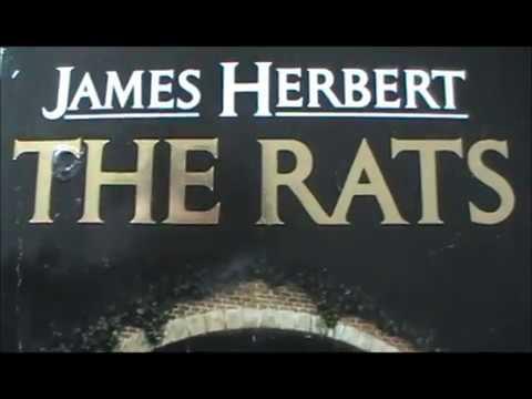 James Herbert THE RATS Trailer Horror Novel
