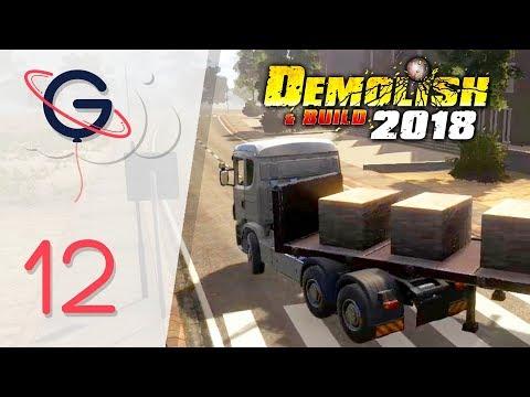 DEMOLISH & BUILD 2018 FR #12 : Transport de Briques !