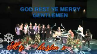 Joy to the World - God Rest Ye Merry Gentlemen.avi