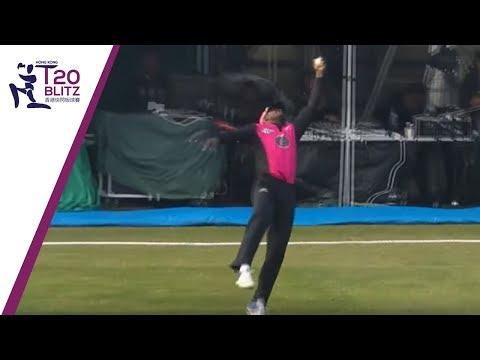 CATCH of the DAY: Daren Sammy | Hong Kong T20 Blitz 2018
