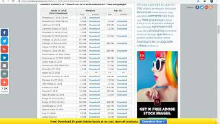 How to download adobe photoshop 32 bit videos / InfiniTube