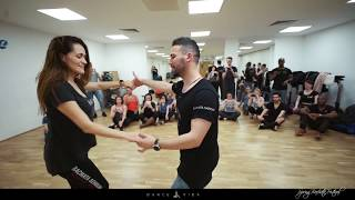 YENNY AND DANIEL - BACHATA WORKSHOP