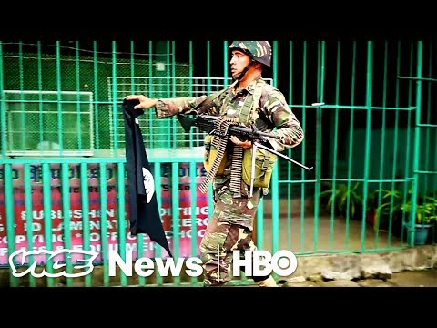 ISIS in the Philippines & AlphaGo: VICE News Tonight Full Episode (HBO)