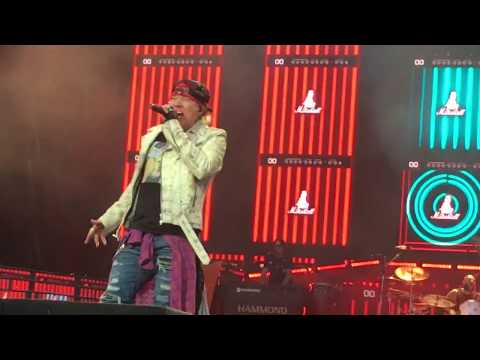 Guns N' Roses – Slither [LIVE IN GOTHENBURG 21/07/2018]