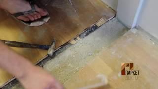 видео Паркетное покрытие для вашего дома