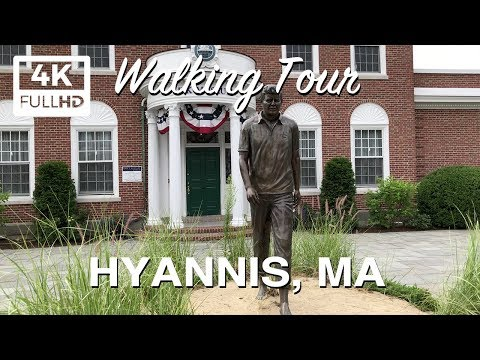 Cape Cod Walking Tour - Hyannis