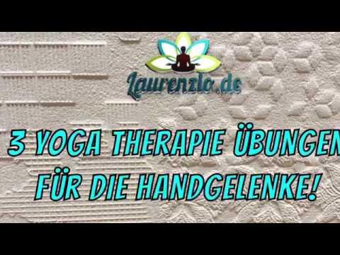 Laurenzio.de - Yoga Frankfurt - 3 Yogatherapie Übungen für die Handgelenke aus dem Hatha Yoga!