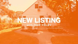 New Listing - with Mike Foley