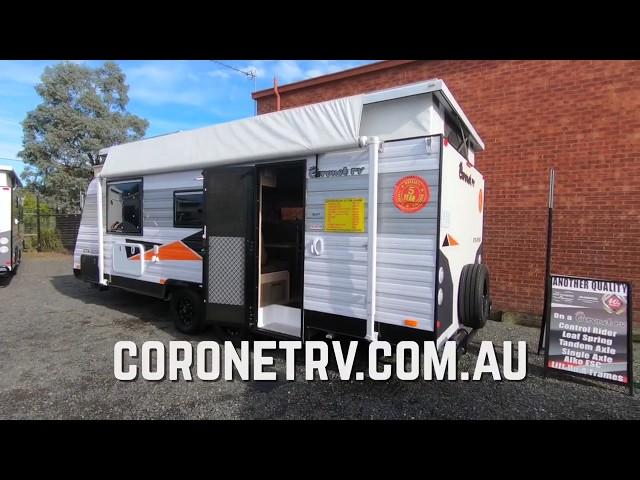 RV STR-5950 from Coronet RV
