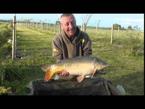 Carp Fishing Holiday, Bearley Lakes Somerset