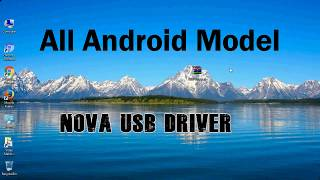 How to Install Nova USB Driver for Windows | ADB and FastBoot