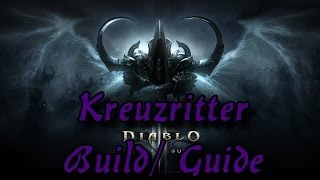 Diablo 3 Reaper of Souls - Kreuzritter Hammerdin Build / Guide