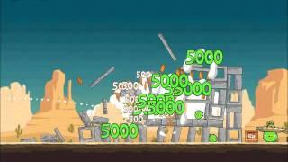 Official Angry Birds Walkthrough Ham
