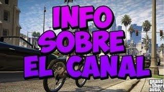 INFORMACION SOBRE MI CANAL DE YOUTUBE 2015