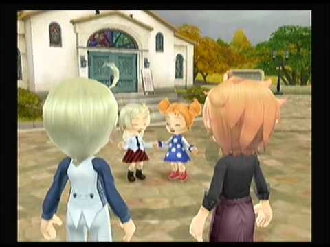 """Harvest Moon: Animal Parade """"Proud Parents"""" - YouTube"""