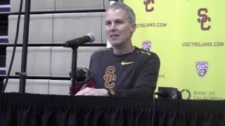 USC Basketball Reacts To Making 2017 NCAA Tournament