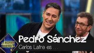 'Pedro Sánchez' hace un repaso a su agenda como presidente del Gobierno - El Hormiguero 3.0