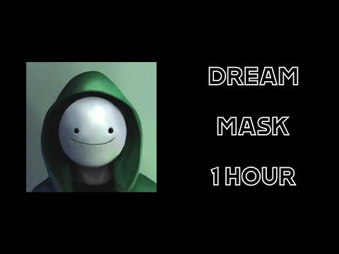 Dream - Mask Song 1 HOUR VERSION (lyric video loop)