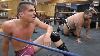 Ace Romero vs. Alec Price - Limitless Wrestling (The Road, Impact Wrestling, Beyond)