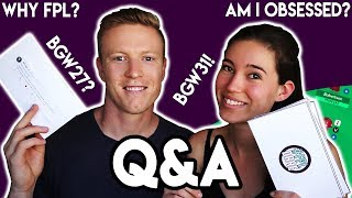 FPL Q&A!!   BLANKS!? I WANT CONTROL!? Fantasy Premier League 2018/19