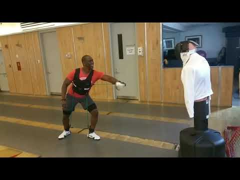 The Go Trainer - Sport specific training - Fencing