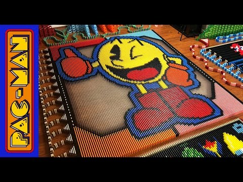 Pac-Man (IN 22,949 DOMINOES)