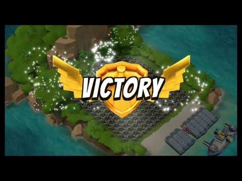 Boom Beach ONLY MORTAR BASE!!!  Insane Bases in Blackguard Base NPC Builder! (Gameplay)