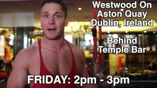 Dublin, Ireland: MEET-UP! Friday 2pm - 3pm (DETAILS IN VIDEO & INFO SECTION)