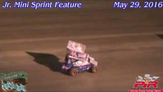 Paducah International Raceway Jr. Mini Sprint Feature