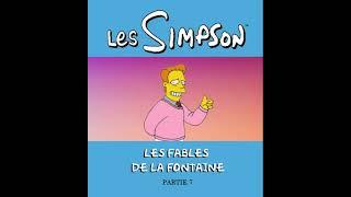 LES SIMPSON - TROY MCCLURE - Les Fables de la Fontaine Partie 7