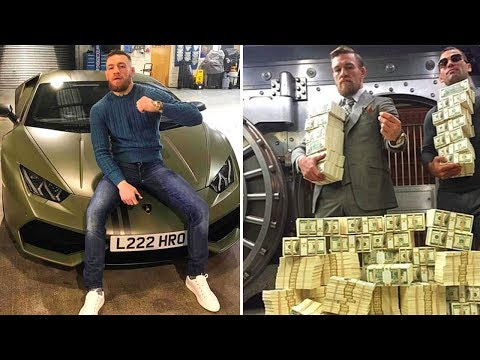 5 cose Super Costose che Conor McGregor ha comprato con i suoi  Milioni!