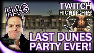 FFXI in 2018 - My Last Dunes Party! - Twitch Highlights