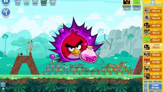 Angry Birds Friends tournament, week 302/1, level 5