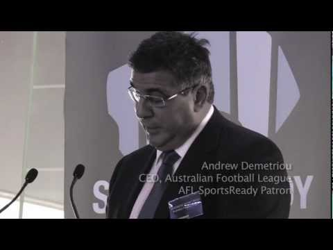 What is AFL SportsReady?