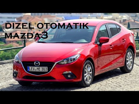 test - mazda3 1.5 dizel otomatik - youtube