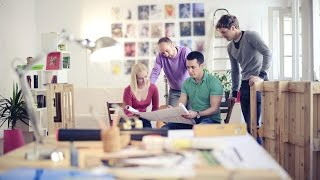 Casual Business Team Having A Meeting  Stock Footage   VideoHive